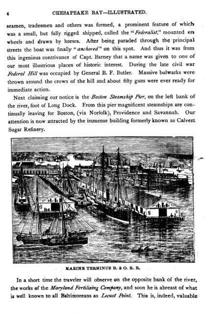 The Chesapeake illustrated.