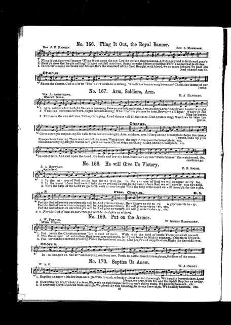 The  International lesson hymnal, for 1880