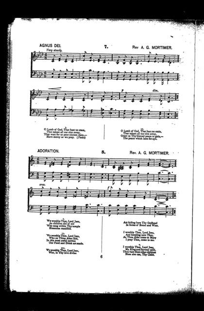 Twenty-five hymn tunes