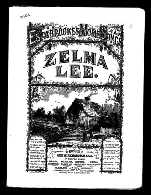 Zelma Lee