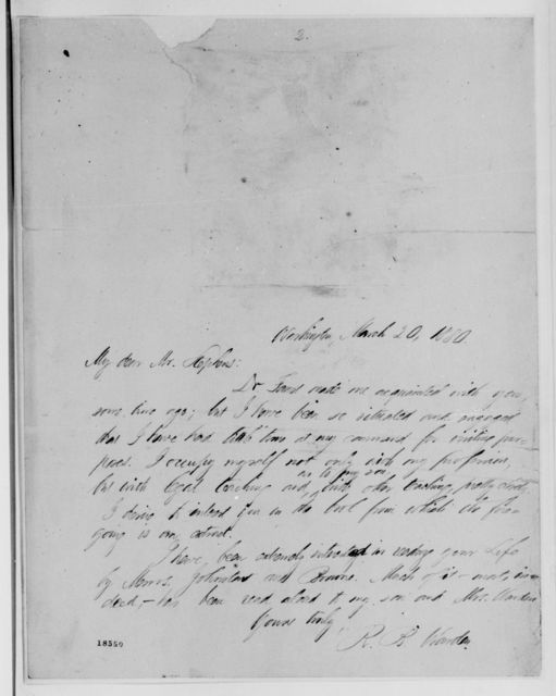 Alexander Hamilton Stephens Papers: General Correspondence, 1784-1886; 1880, Jan. 31-Dec. 11