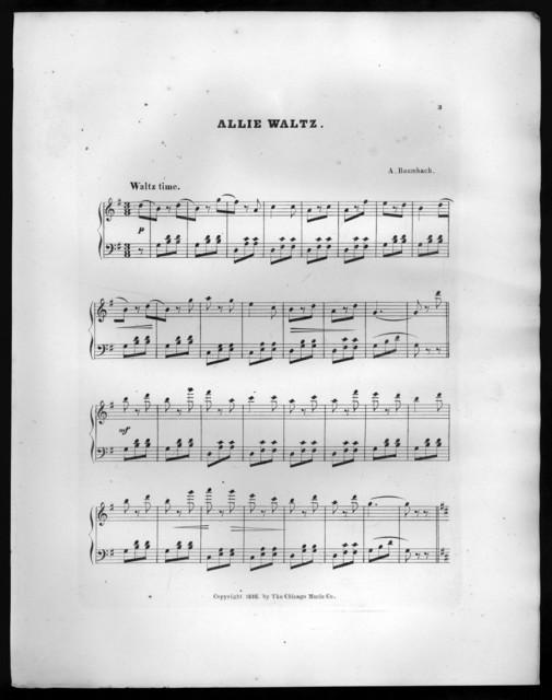 Allie waltz