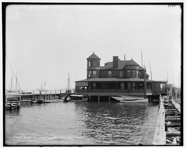 Atlantic Yacht Club House, Bay Ridge