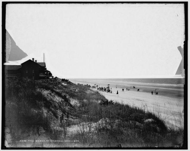 Beach at Ormond, The