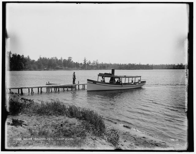 Beaver Dam Lake, Wis., Camp Dixon