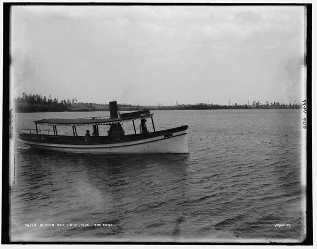 Beaver Dam Lake, Wis., the Edna