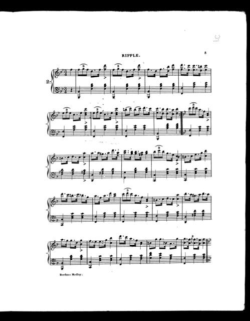 Berdan's medley [piano]