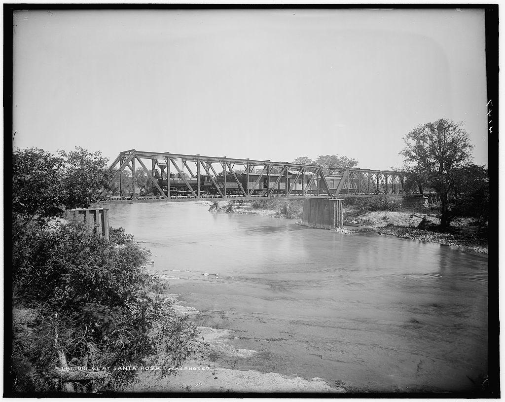 Bridge at Santa Rosa