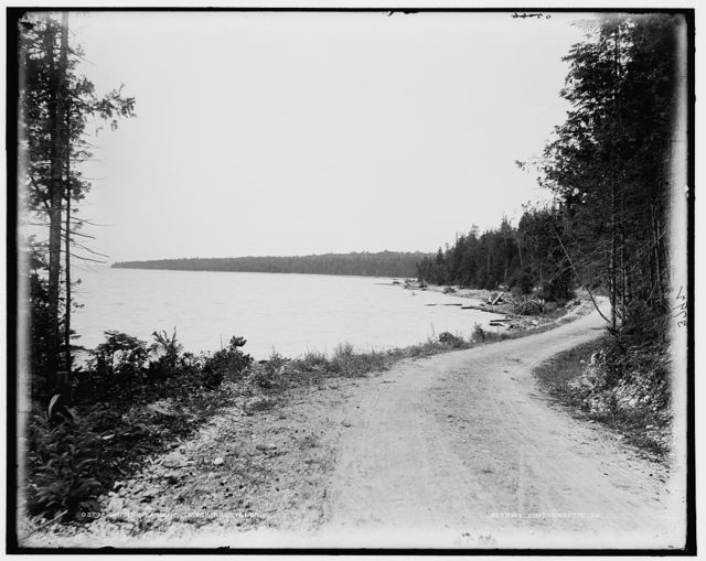 British Landing, Mackinac Island