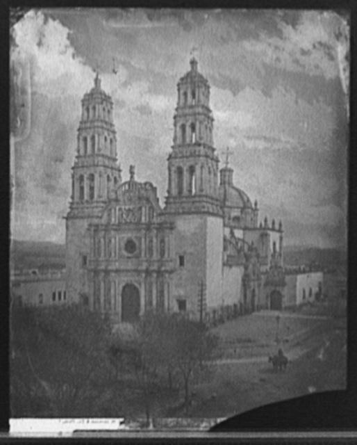 [Cathedral of San Francisco, Chihuahua, Mexico]