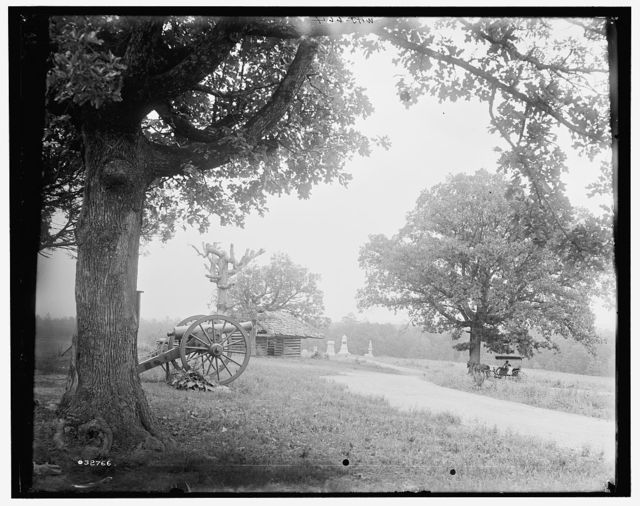 [Chickamauga, Ga., Snodgrass House, Thomas' headquarters]