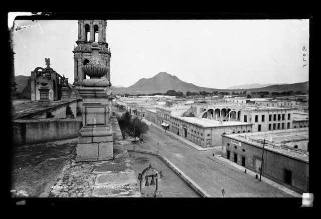 Chihuahua from the cathedral