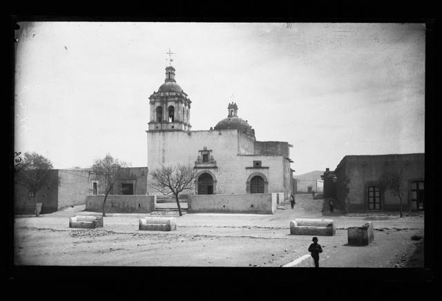 [Church of San Francisco, Chihuahua]