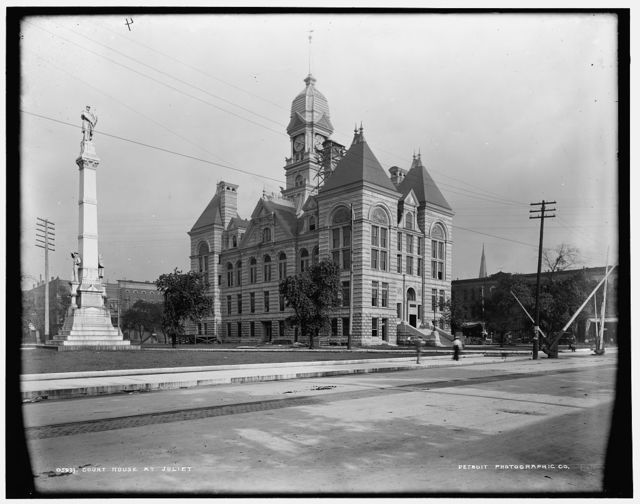 Court house at Joliet