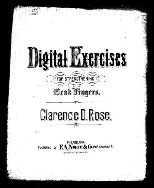 Digital exercises