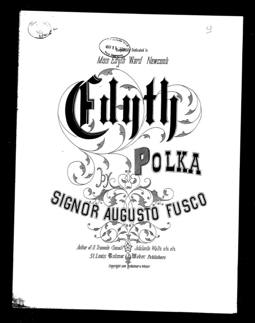 Edyth polka