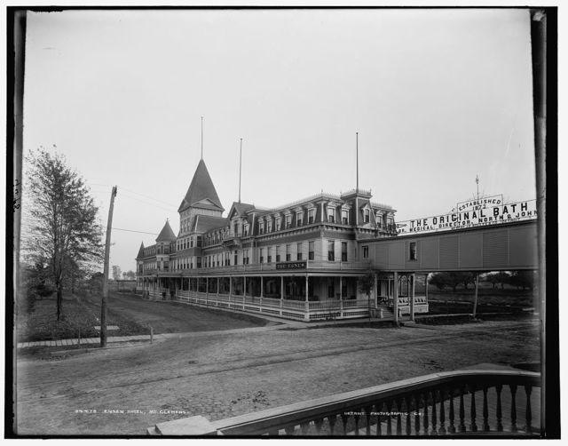 Egnew Hotel, Mt. Clemens