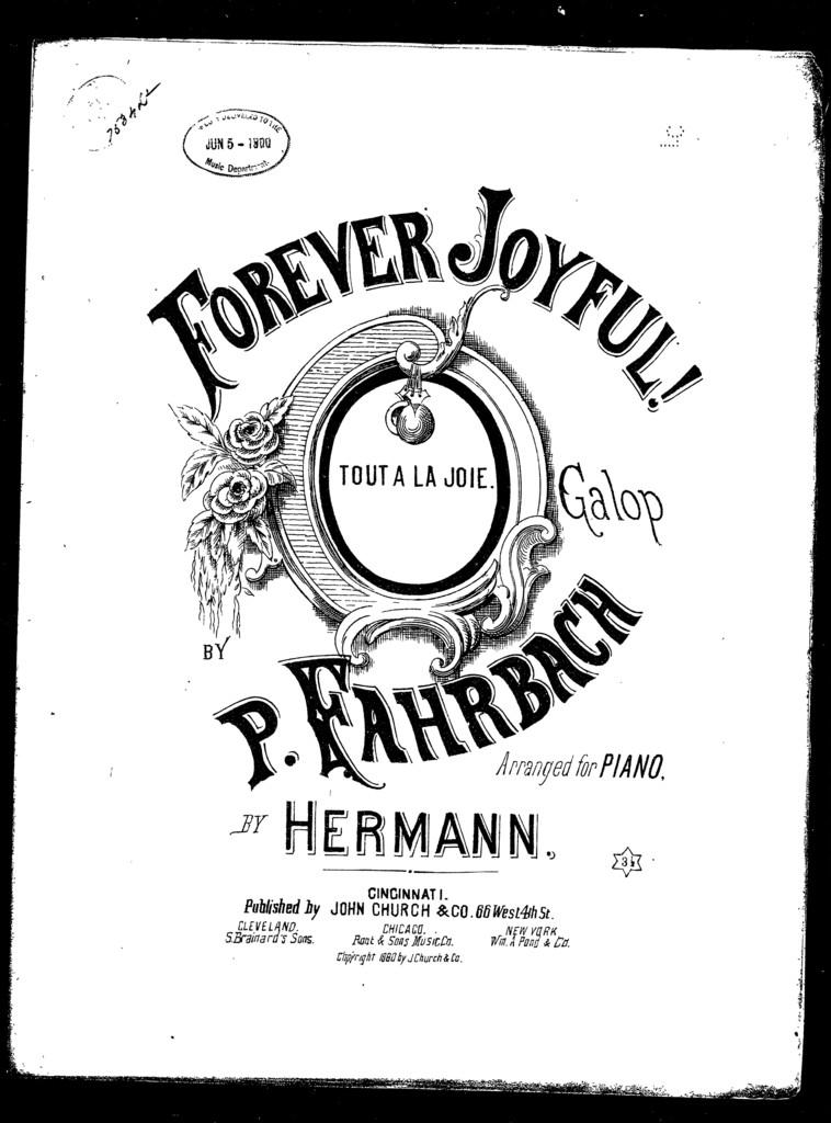 Forever joyful
