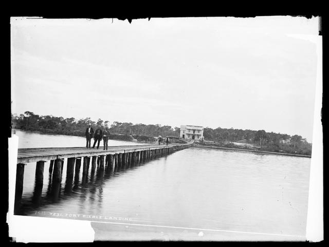 Fort Pierce landing
