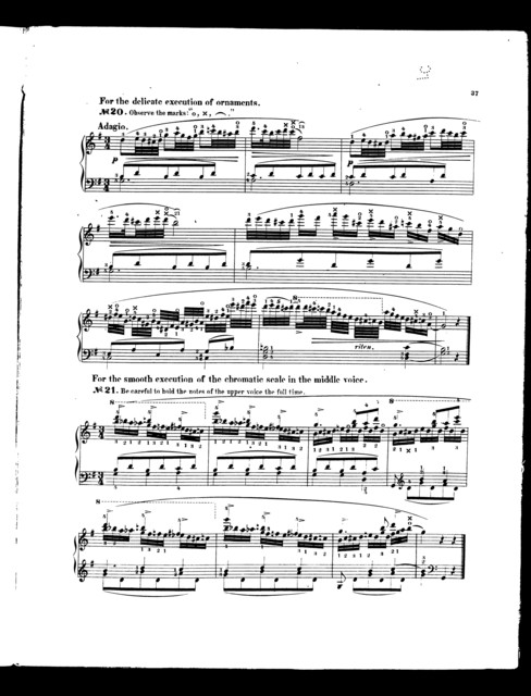 Friedrich Wieck's method of piano-forte instruction, part II