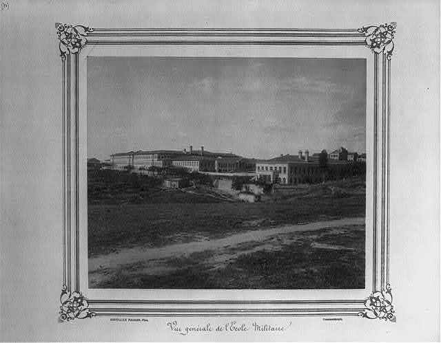 [General view of the (Imperial) Military Academy] / Abdullah Frères, Phot., Constantinople.