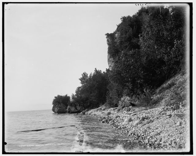Gitchie Manitou, Mackinac Island