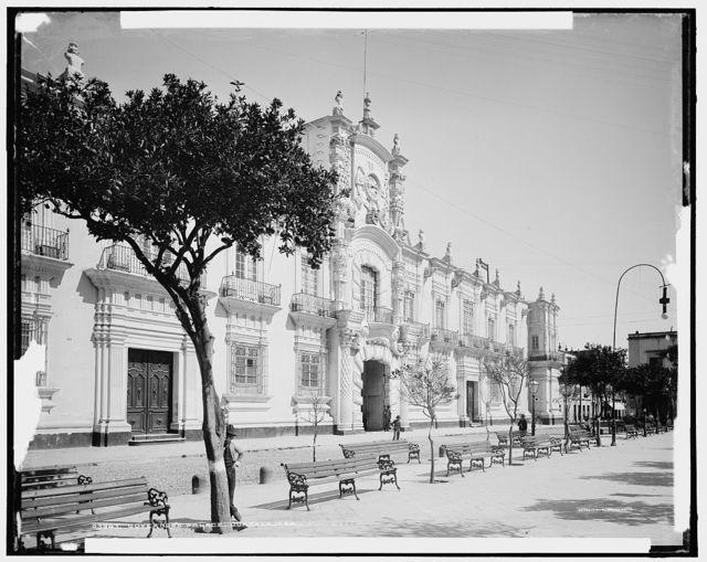 Governor's palace, Guadalajara