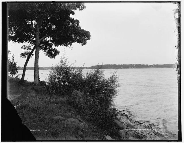 [Gr]een Lake, Wis.