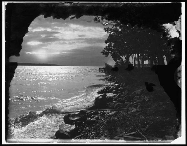 [Green Lake, Wis., from Grey Rock]