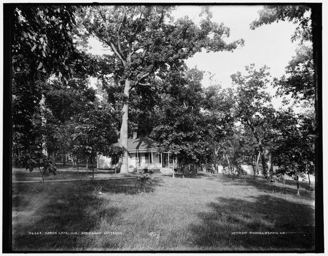 Green Lake, Wis., Sherwood Cottages