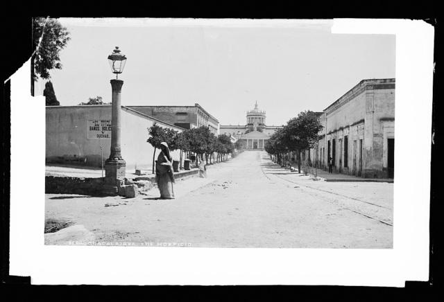 Guadalajara, the hospicio [Hospital de Belen]