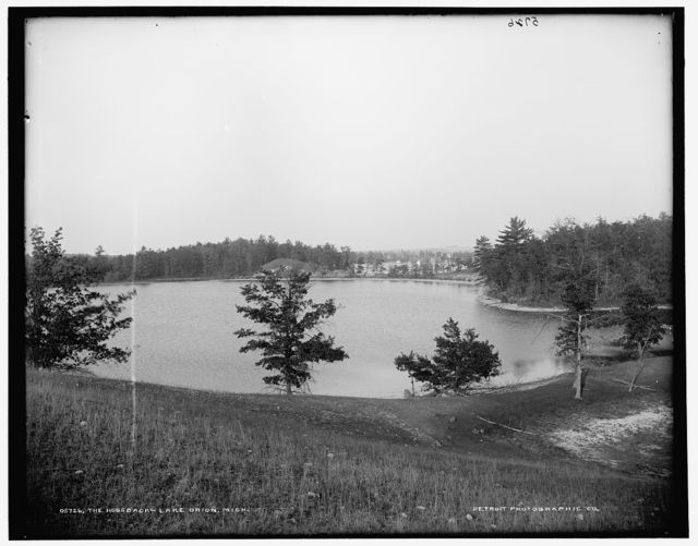Hogsback, Lake Orion, Mich., The