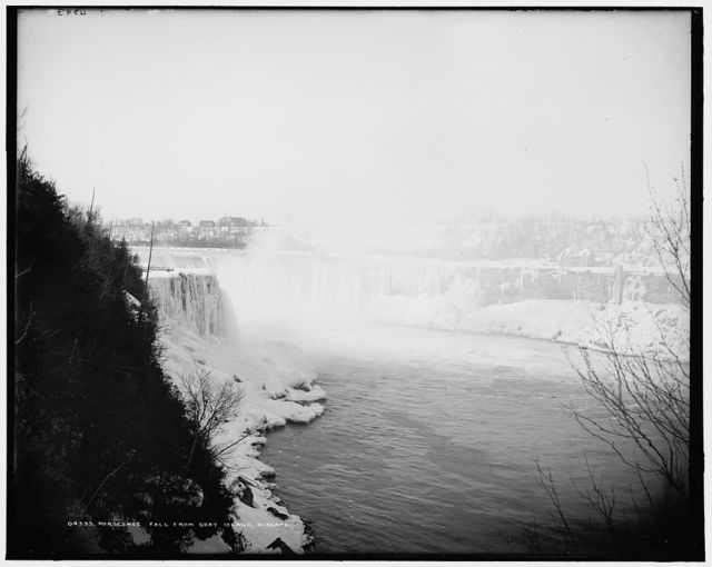 Horseshoe Fall from Goat Island, Niagara