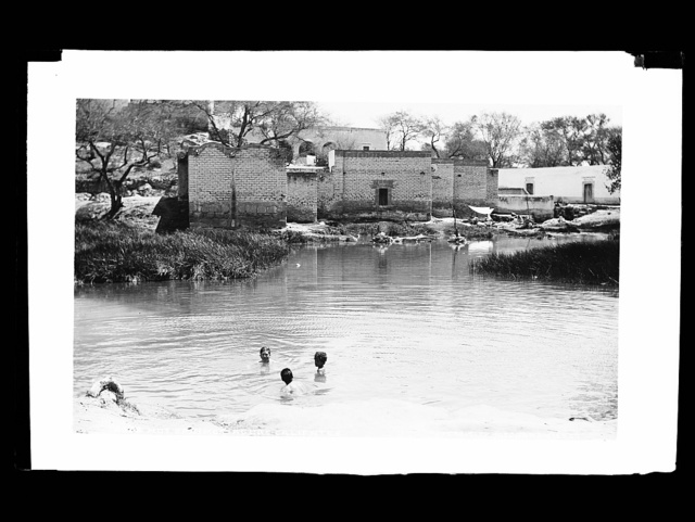 Hot springs, Aguas Calientes