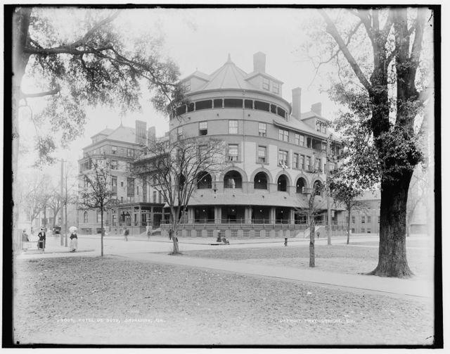 Hotel De Soto, Savannah, Ga.