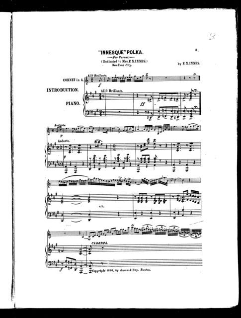 Innesque polka