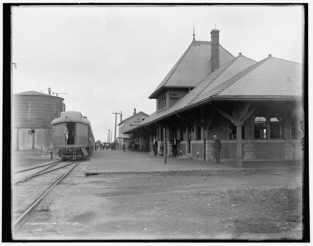 Kasota Station