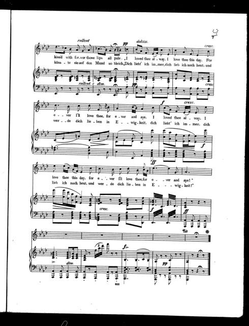 Landlady's little daughter, The [baritone or mezzosopr.]
