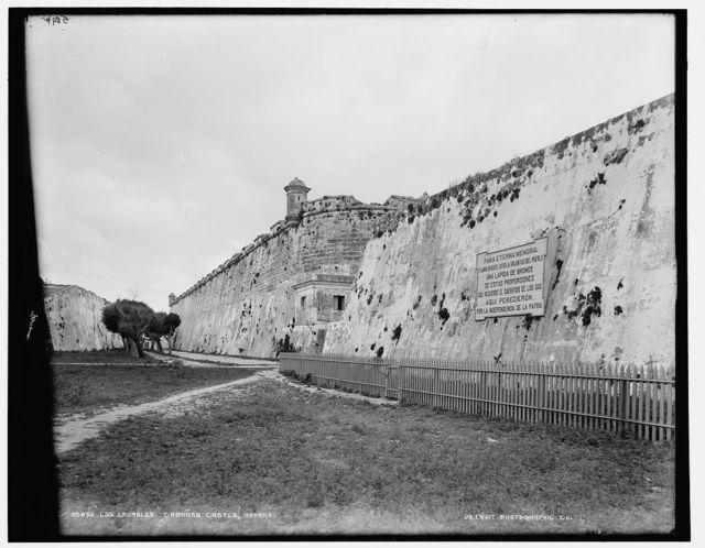 Laureles, Cabanas Castle, Havana, Los