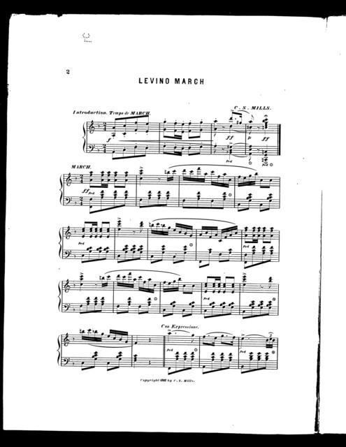 Levino march