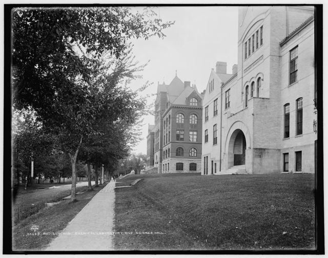 Madison, Wis., Chemical Laboratory and Science Hall