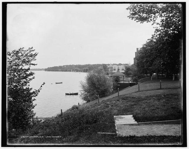 Madison, Wis., Lake Mendota