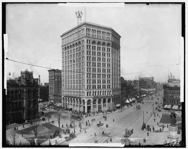 Majestic Building, Detroit