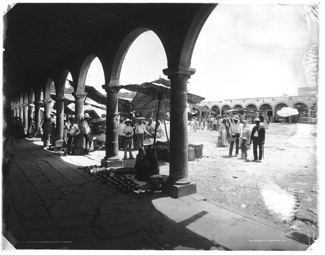 Market in Aguascalientes, Mexico
