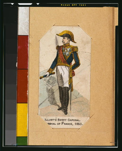 Marshal of France, 1853