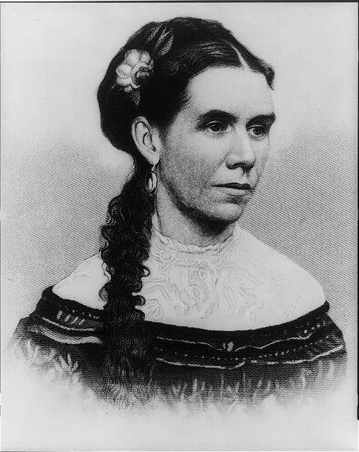 Martha Johnson Patterson, White House hostess for President Andrew Johnson