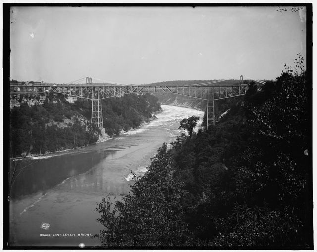 [Michigan Central] Cantilever Bridge