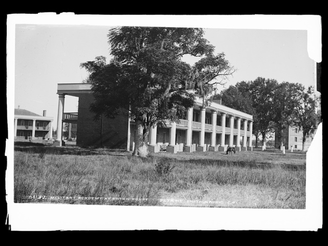 Military academy at Baton Rouge