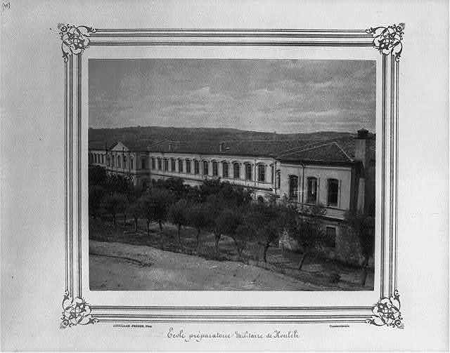 [Military High School at Kuleli] / Abdullah Frères, Phot., Constantinople.