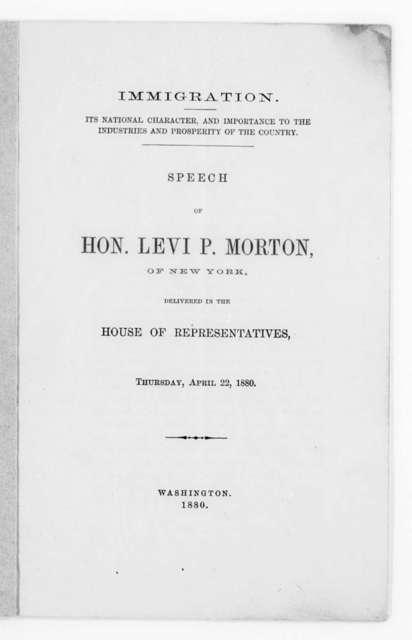 Morton, Levi P.